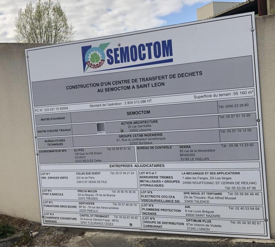 Centre de transfert semeoctom